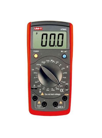 металлический привкус приборы измерения емкости и индуктивности